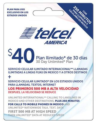 Free Telcel Reload Codes
